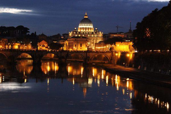 tour a roma di notte