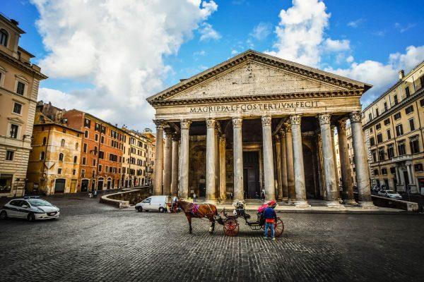 rome tour